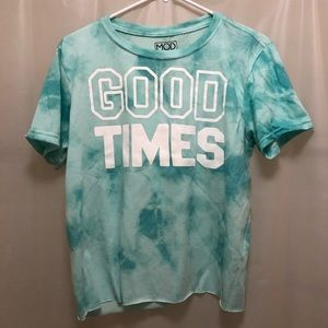 Good Times Crop Top